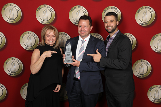All Suburbs Strata Management Wins Outstanding Specialised Business of the Year